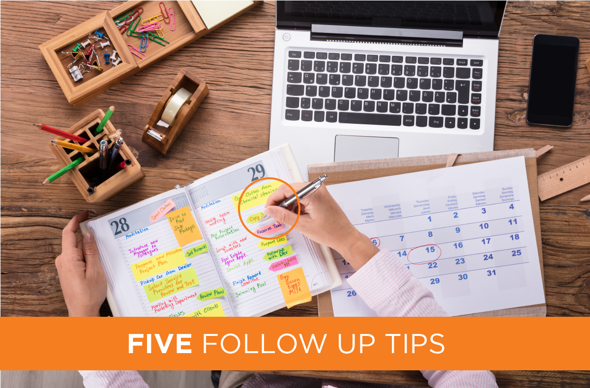 Five-Follow-up-Tips