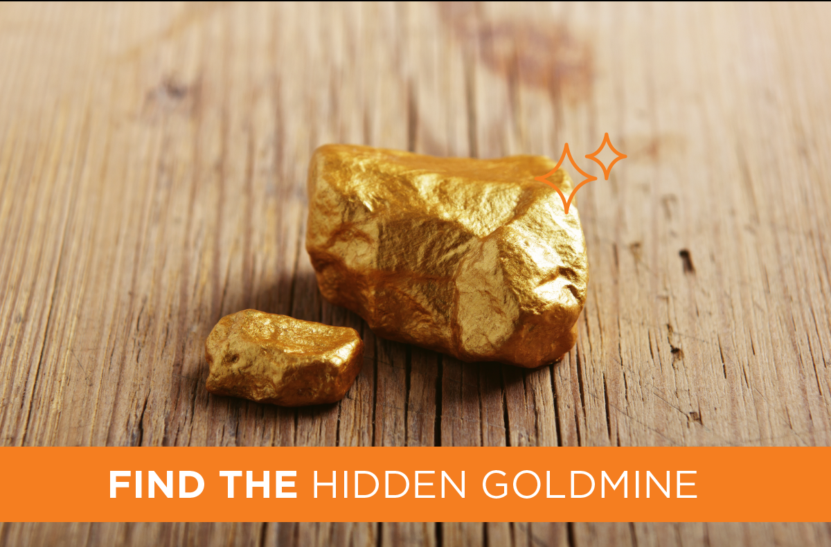 3 Reasons Agents Never Find The Hidden Goldmine