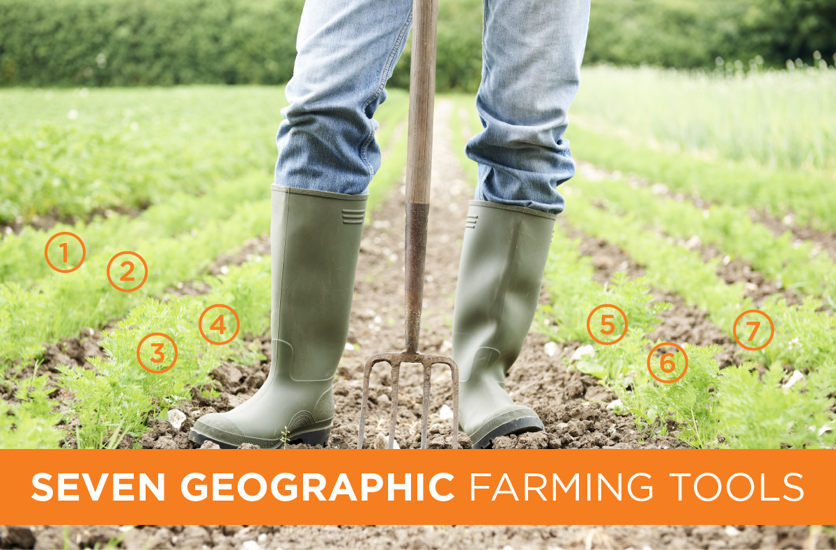 Tools For Building Your Geo Farm
